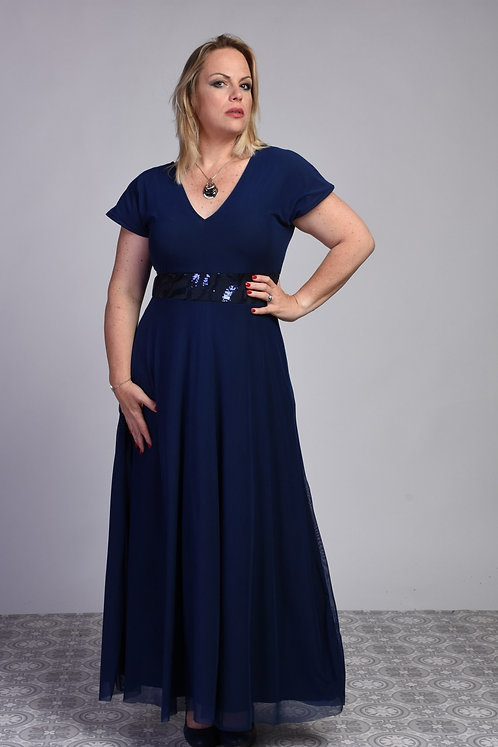 שמלת ערב רוני מקסי