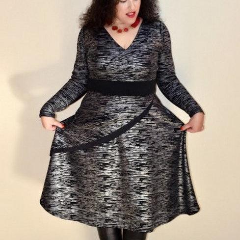 שמלת מם כסופה