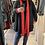 Thumbnail: מעיליונית שחור בשילוב אדום