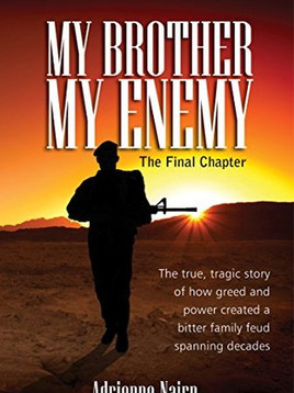 Book Review: My Brother My Enemy: The Final Chapter by Adrienne Nairn