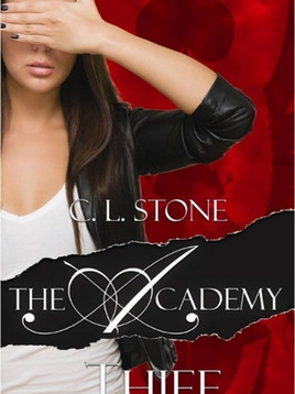 Book Review: Thief by C.L Stone (The Scarab Beetle Series #1)