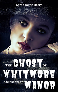 The Ghost of Whitmore Manor Book Cover