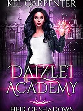 Book Review: Heir of Shadows (Daizlei Academy #1) by Kel Carpenter