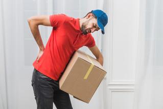 4 Causas principales del dolor de Espalda