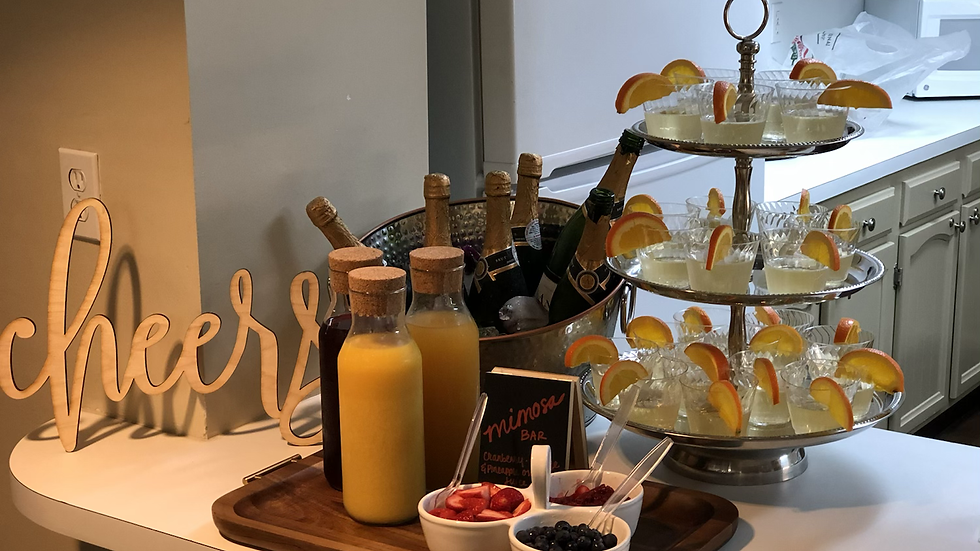 Celebration Party Package - Up to 48 Guests