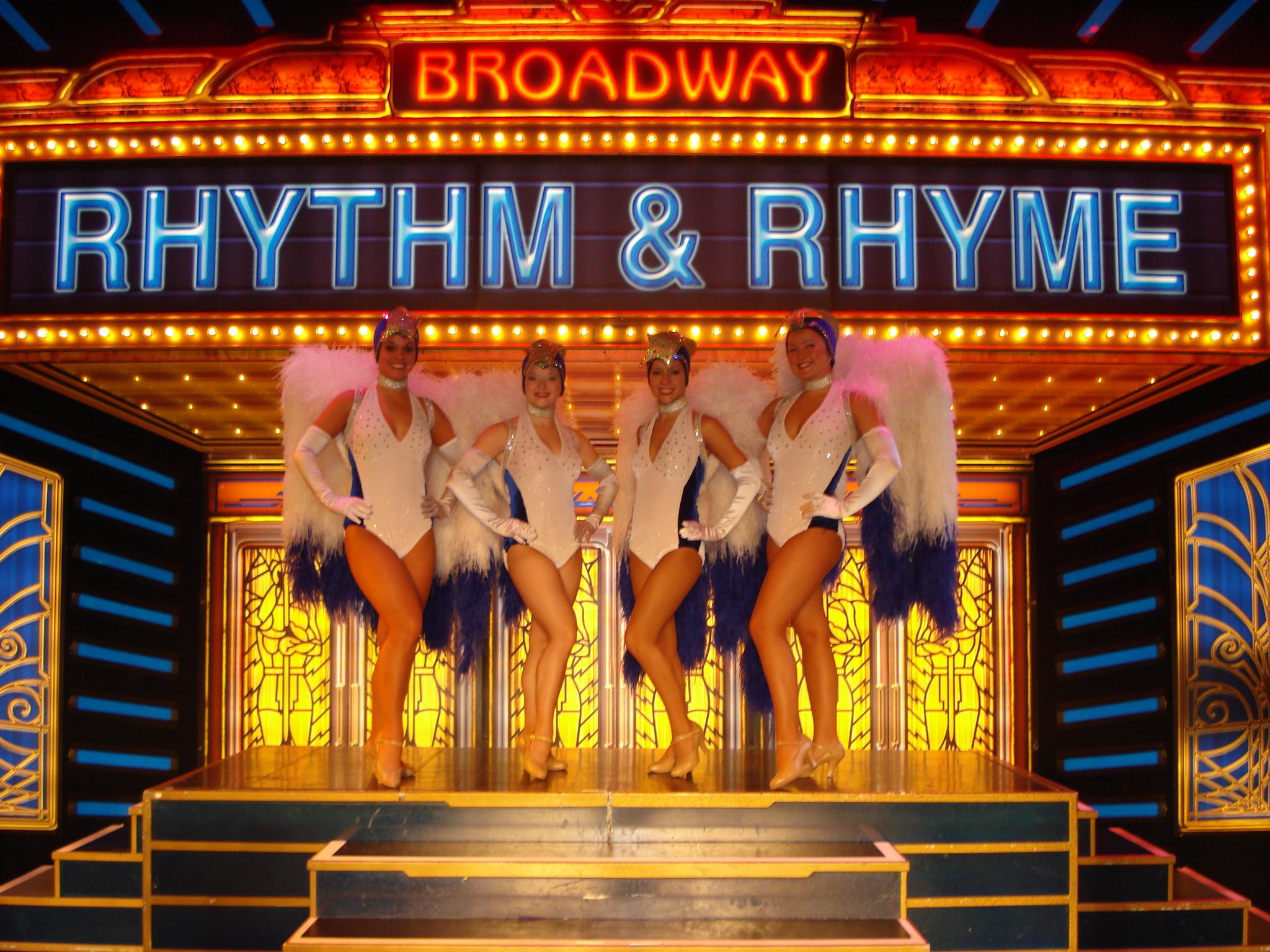 Broadway Rhythm & Rhyme
