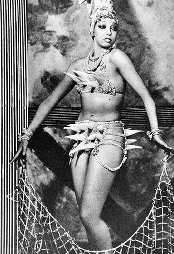 Her name was Josephine Baker