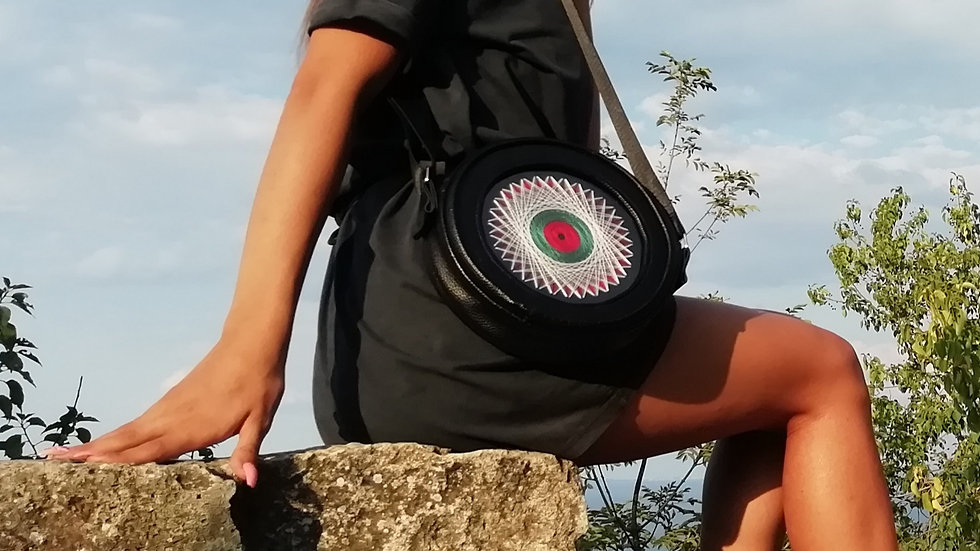 """Flexy circle bag """"Bulgaria"""""""