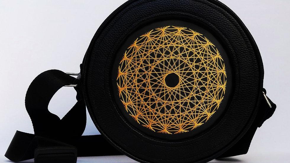 """Flexy circle bag """"Sun"""""""