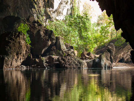 Thakhek Loop and the ride to Konglor Cave