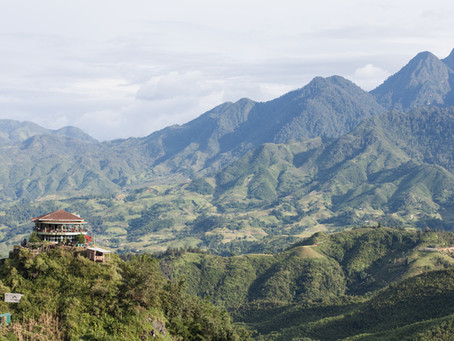 Sapa, the mountain paradise.