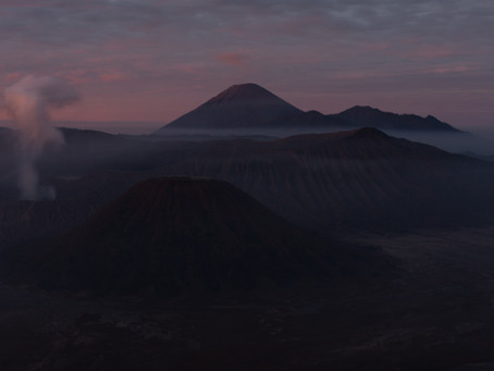 The Road to Bromo