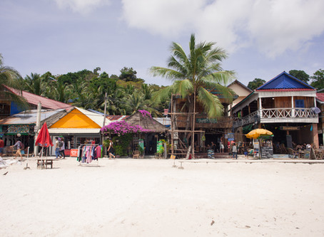 Koh Rong and the Islands of Wonder