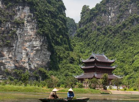 Ninh Binh, The Land of King Kong
