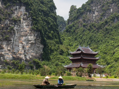 Ninh Binh, The Land of King Kong