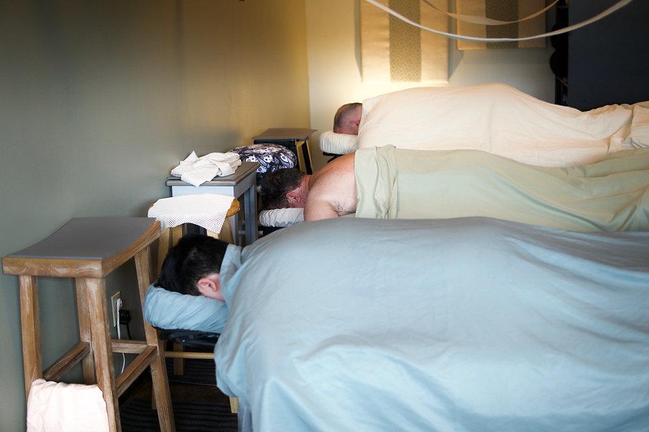 Barefoot Massage School clinics