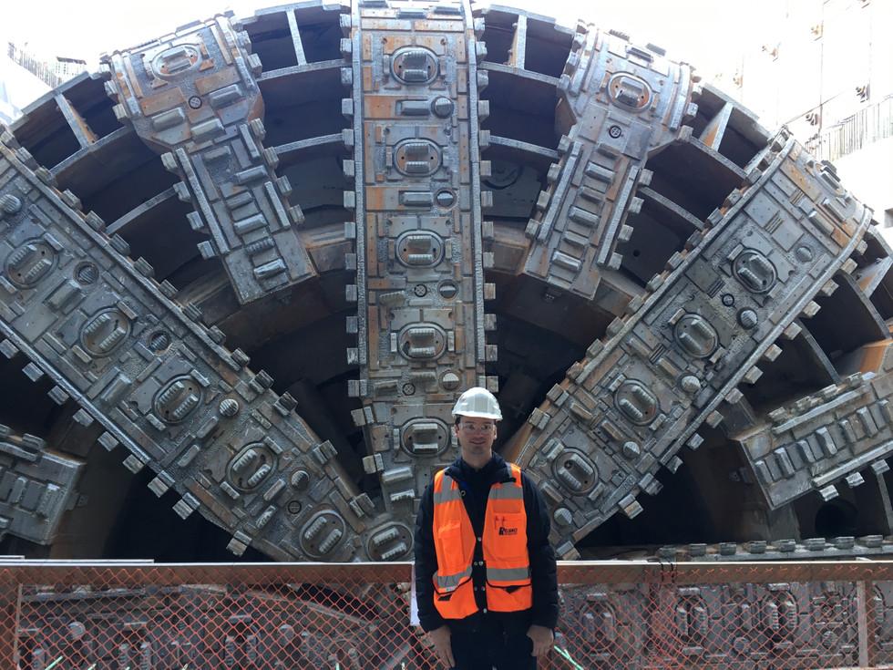 SR-99 Tunnel