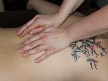 The Benefits of Massage & Bodywork