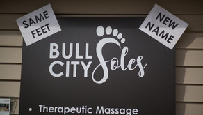 Your first massage or bodywork session at Bull City Soles