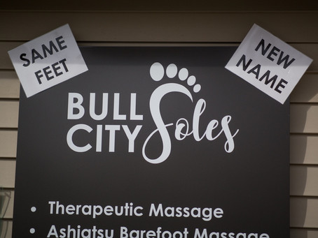 Your first massage session at Bull City Soles