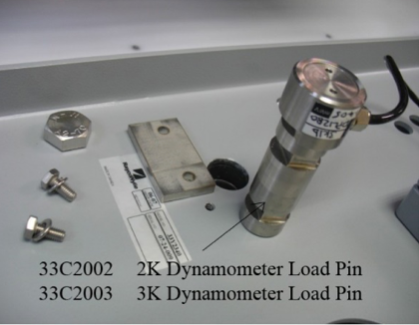 "SENSOR, LOAD PIN, 3K, 6"" sheave dynamometer (ZRTP3K) ( UK:LC0309-3)"