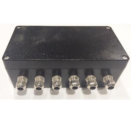 LOAD AMPLIFIER  JUNCTION BOX 4 AMP  (ZRJG01) (ZRJSHUT)