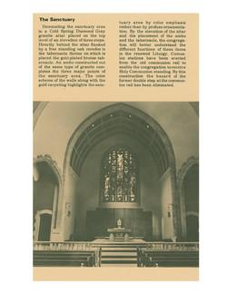 Current Altar
