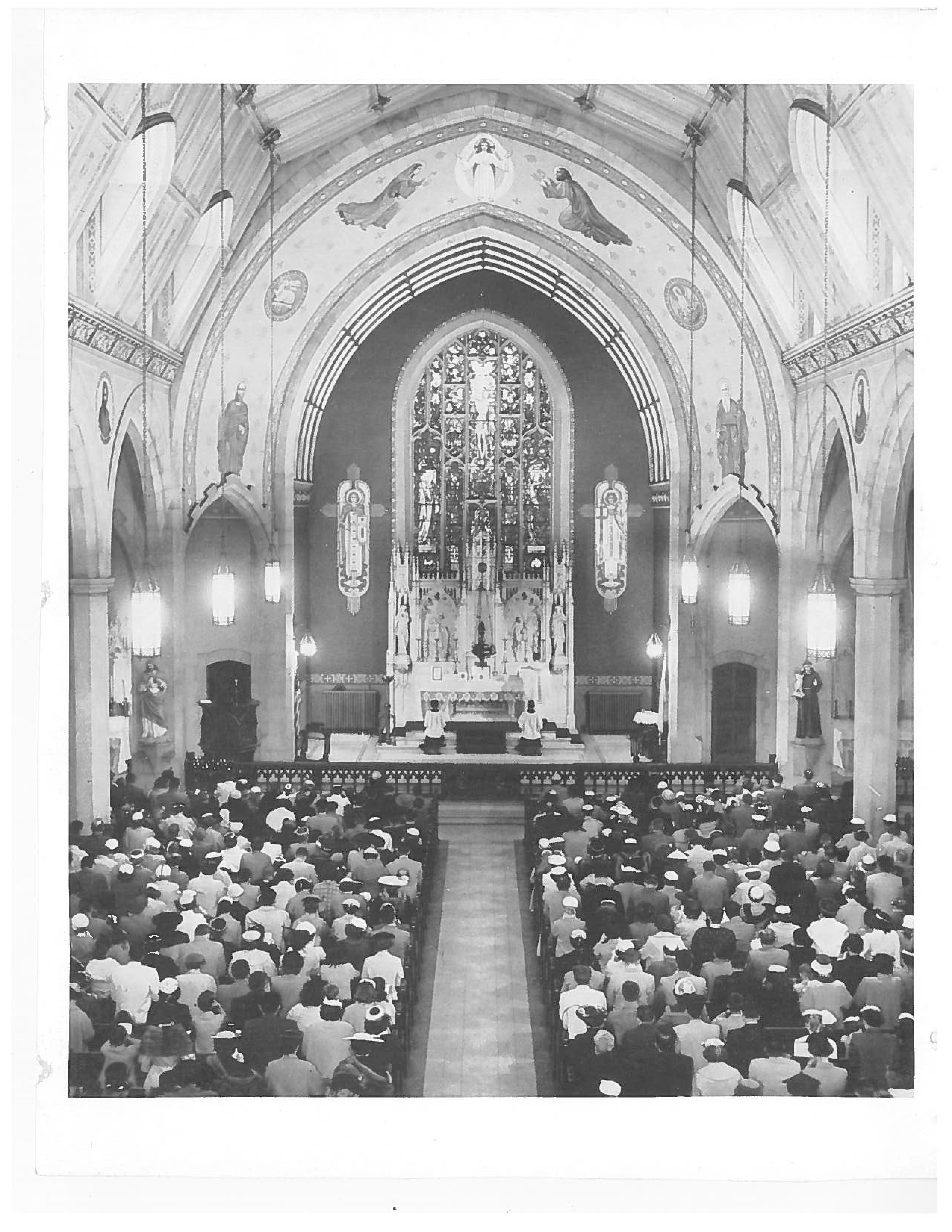 Church 1950