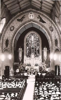 Holy Family 1957