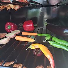 ירקות מעושנים