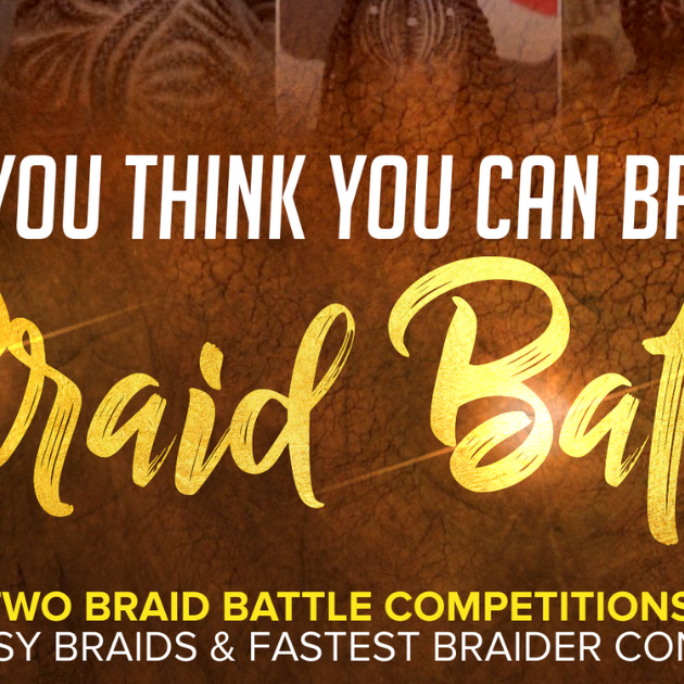 So You Think You Can Braid? Braid Battle