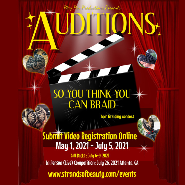 So You Think You Can Braid AUDITIONS