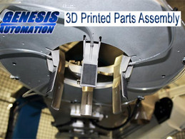 3D Printing: Genesis Automation, Using Tomorrow's Technology Today