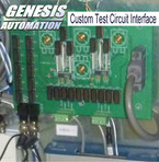 Custom Test Circuit Interface
