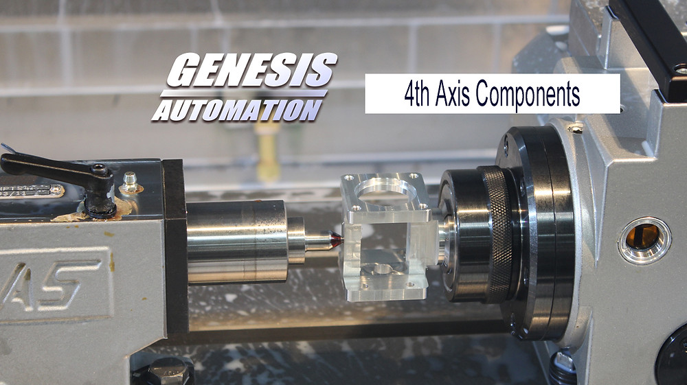 4th axis components