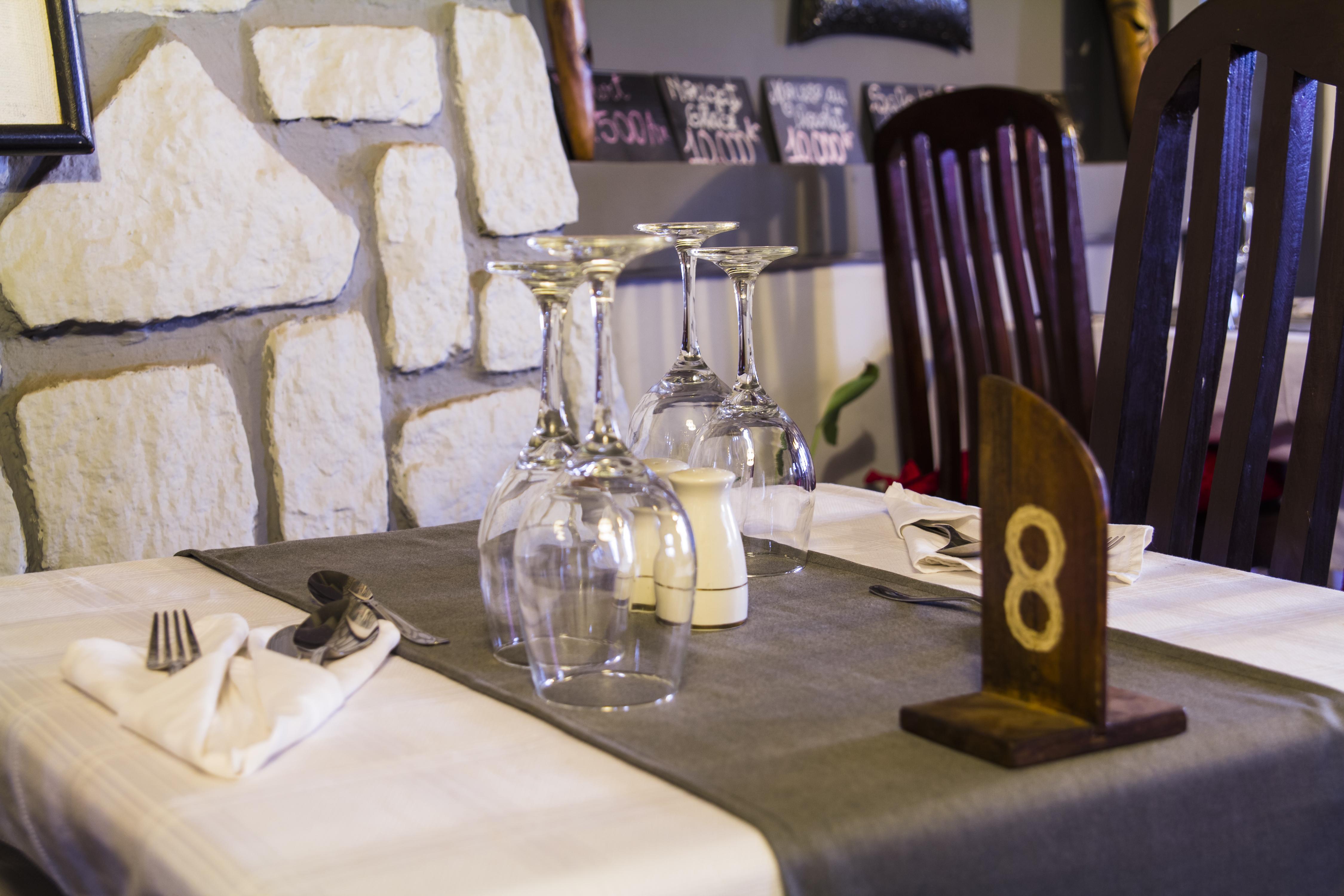 restaurant pousse pousse du raphia