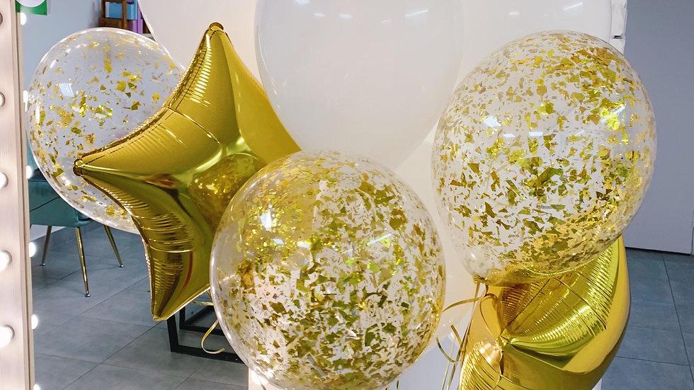 Сет воздушных шаров №3 (11 шариков)