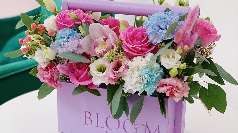Цветочный ящик (размер М)