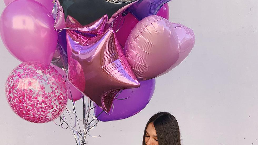 Сет воздушных шаров №1 (25 шариков)