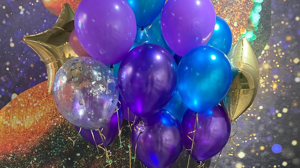 Сет воздушных шаров №4 (21 шарик)