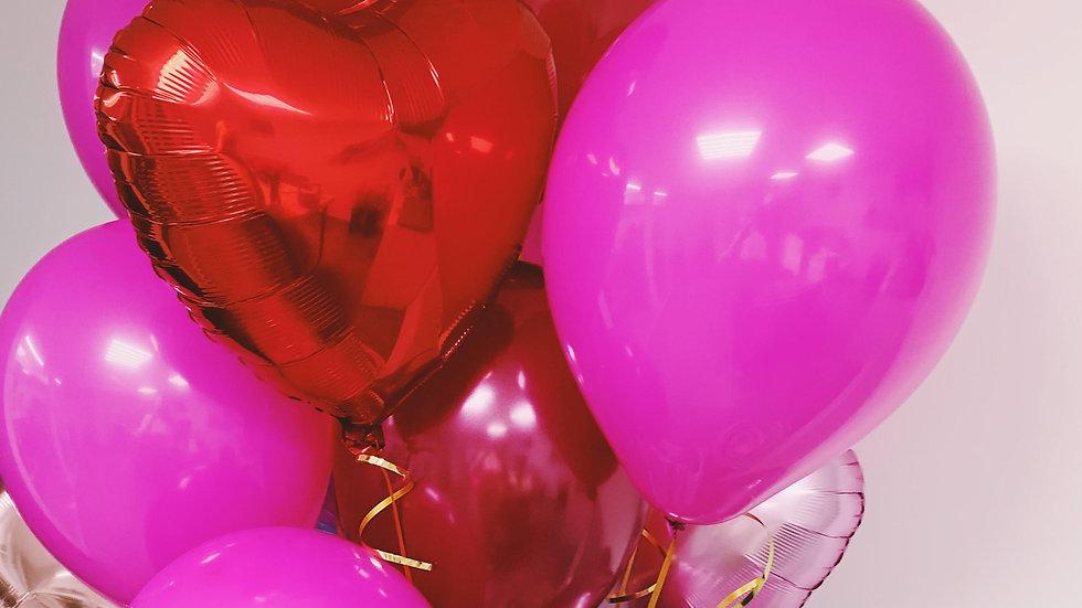 Сет воздушных шаров №6 (15 шариков)