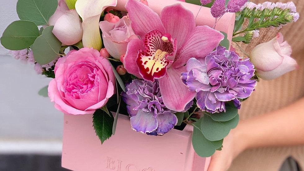 Цветочный ящик (размер S)