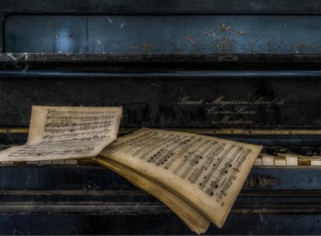 'The Piano' - Isy Gibson (Year 10)