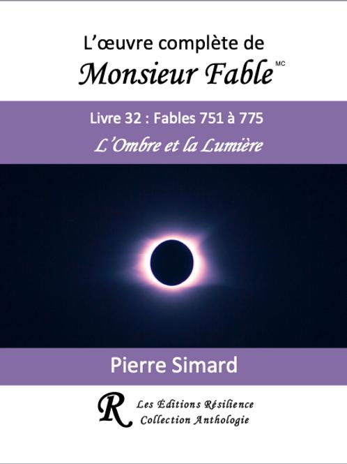 Livre 32 : Fables 751 à 775