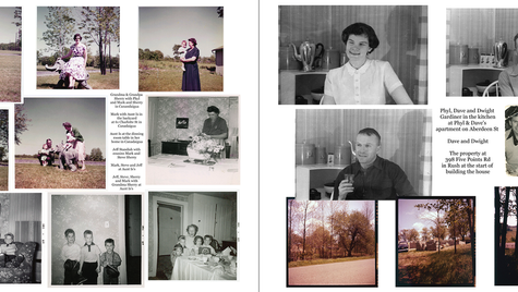 pages 22 & 23 - 1950s