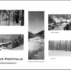 winter portfolio
