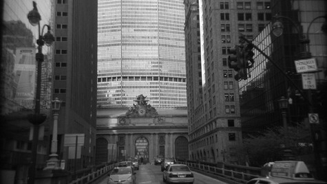 Park Ave Viaduct, Grand Central Terminal