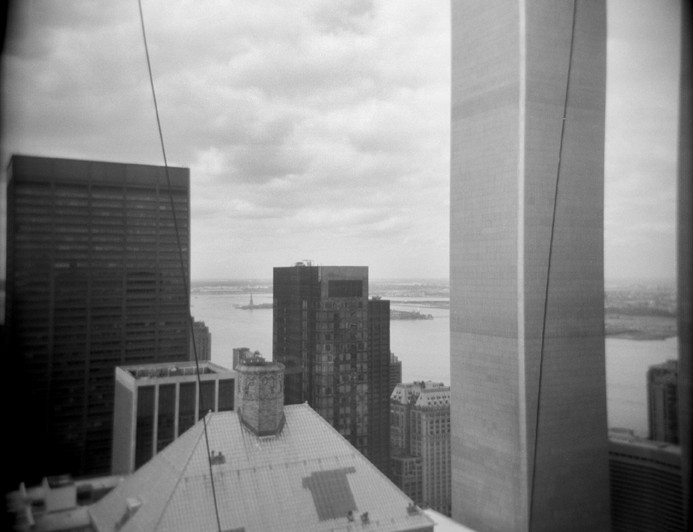 World Trade Center, South Tower