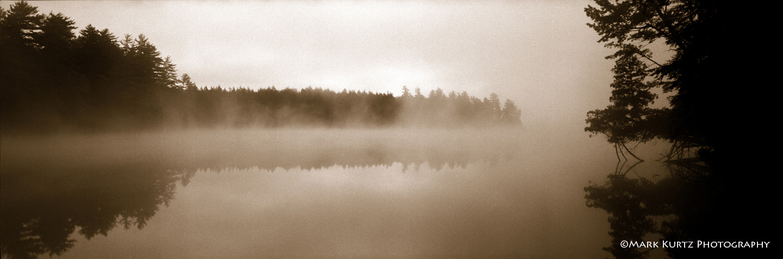 Saranac River at Second Pond