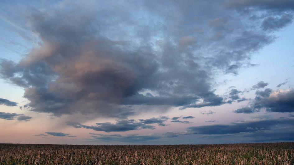 clouds - Norman Ridge